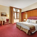 Refined Deluxe Double Rooms